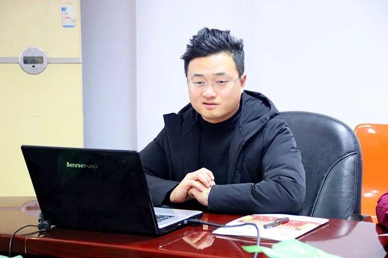 """我院党总支召开2019年""""不忘初心,牢记使命""""初心四问主题党课"""